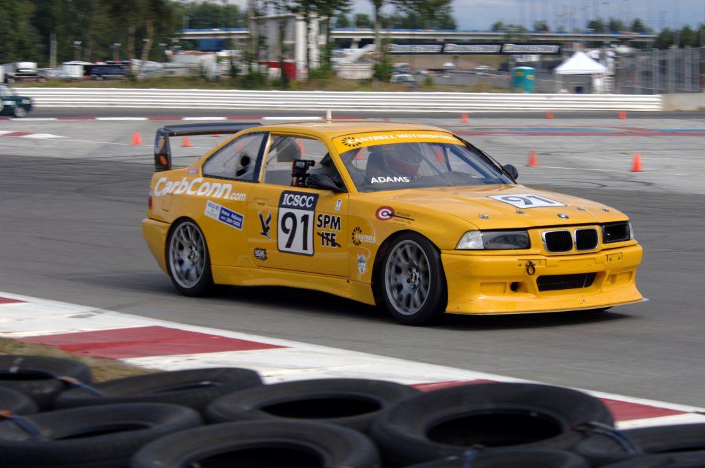 """1997 BMW """"M3-R"""" racecar"""